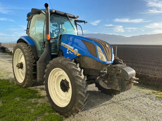 2016 New Holland T6.180 Tractor - Row Crop For Sale