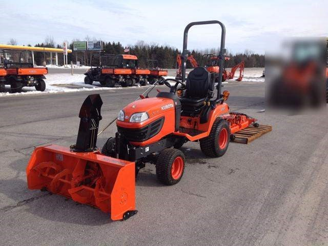 2016 Kubota BX2370V Tractor For Sale