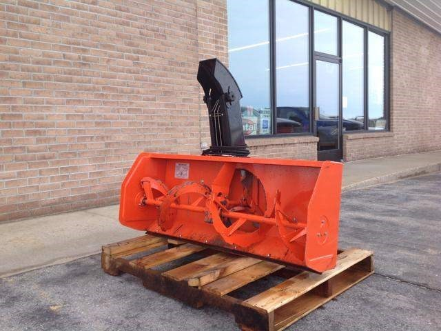 2014 Kubota BX2750D Snow Blower For Sale