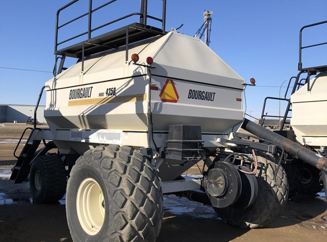 2002 Bourgault 5710 Air Drill For Sale