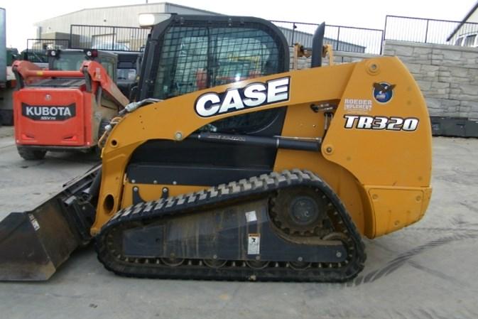2015 Case TR320 Skid Steer-Track For Sale