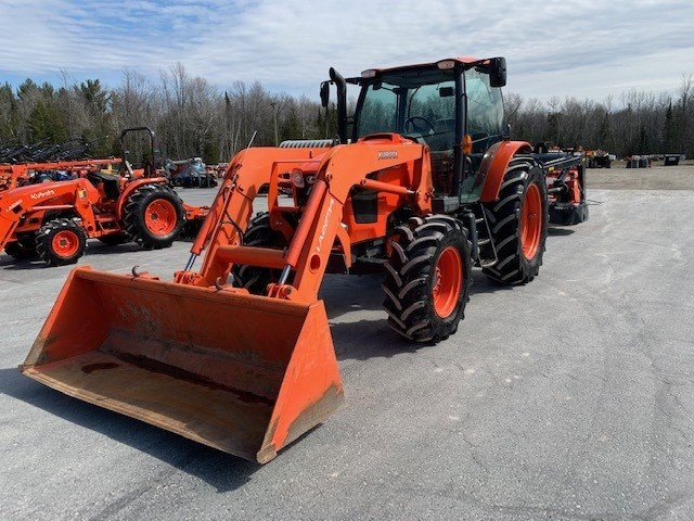 2009 Kubota M135GXDTC Tractor For Sale