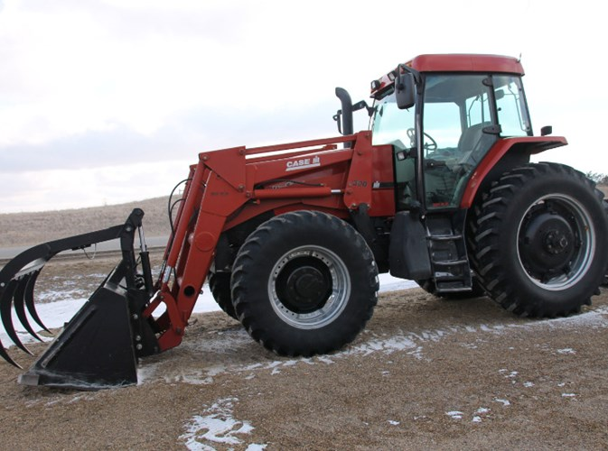Case IH MX120 MFD Tractor For Sale