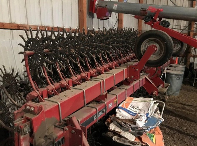 2000 Case IH 181 MT Rotary Hoe For Sale