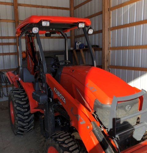 2019 Kubota L47 Tractor - Compact For Sale