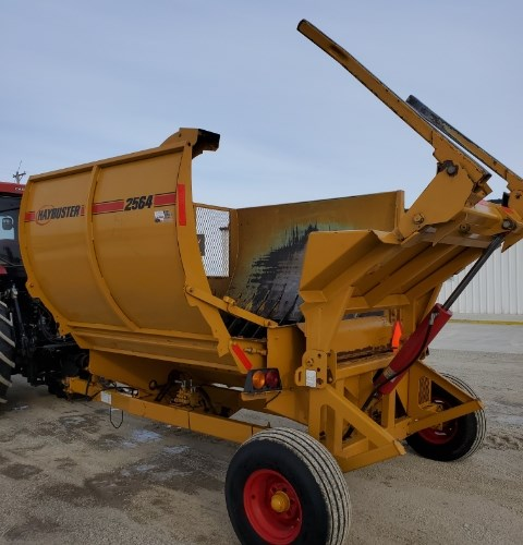2012 Haybuster 2564 Bale Processor For Sale