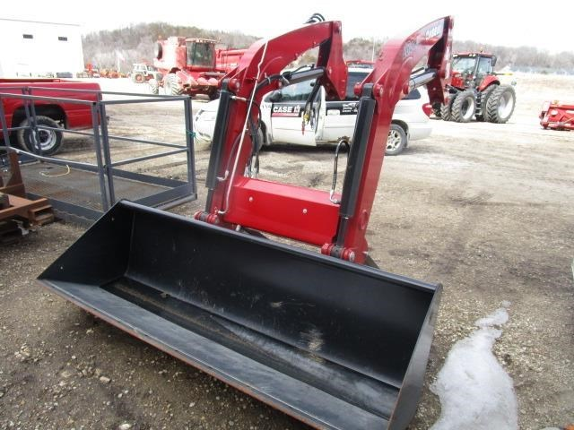 2018 Case IH L630 Front End Loader Attachment For Sale