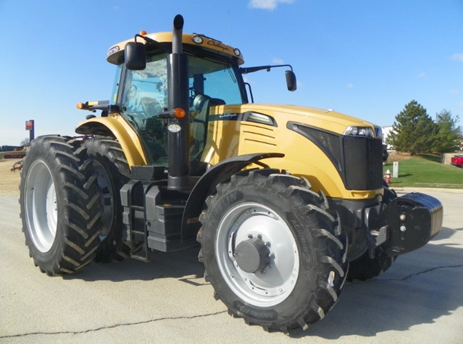 2012 Challenger MT575D Tractor For Sale