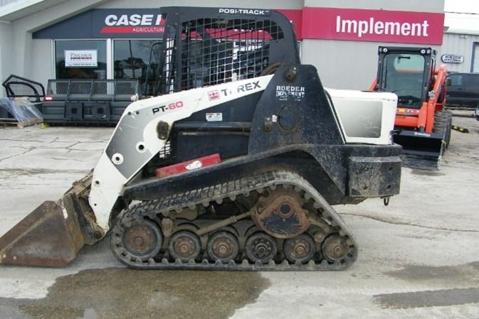 2012 Terex PT60 Skid Steer-Track For Sale