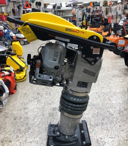 Wacker BS60-4As Compactor-Jumping Jack For Sale