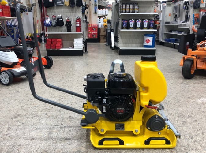 Wacker VP1550A Compactor-Plate For Sale