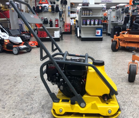 Wacker WP1550A Compactor-Plate For Sale