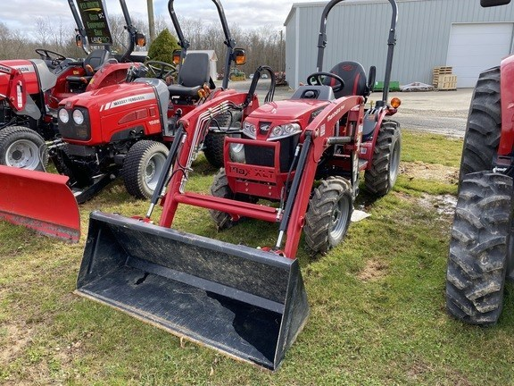 2018 Mahindra Max26 Tractor - Compact Utility For Sale