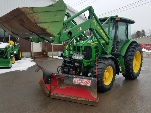 2011 John Deere 6115D Tractor - Utility For Sale