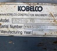 2019 Kobelco SK210D Thumbnail 5