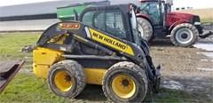 Skid Steer For Sale 2016 New Holland L230