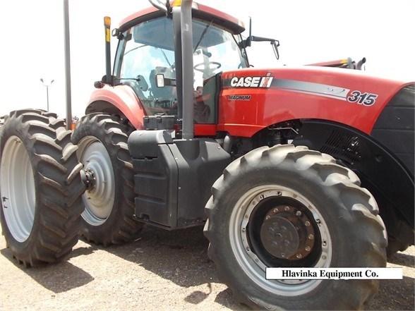 2011 Case IH MAGNUM 315 Tractor For Sale