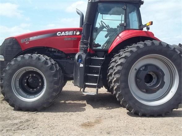 2016 Case IH MAGNUM 340 CVT Tractor For Sale