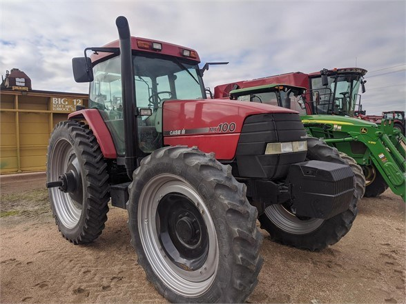 1998 Case IH MX100 Tractor For Sale