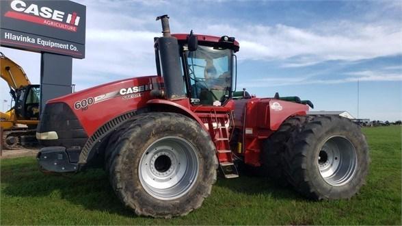 2013 Case IH STEIGER 600 HD Tractor For Sale
