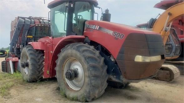 2013 Case IH STEIGER 500 HD Tractor For Sale