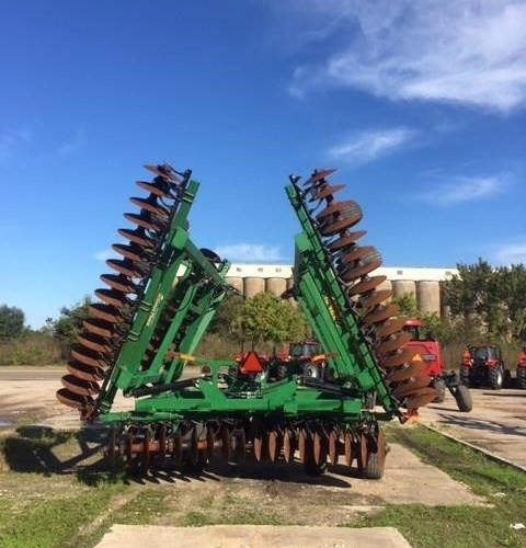 2016 Great Plains 7336DH Disk Harrow For Sale