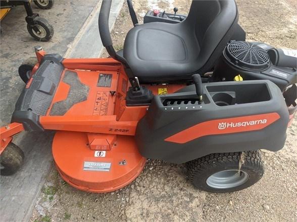 2015 Husqvarna Z242F Zero Turn Mower For Sale