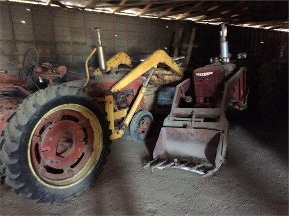 1924 International H Tractor For Sale