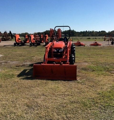2018 Kubota MX5200DT Tractor For Sale