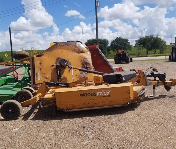 2008 Woods BW126 Rotary Cutter For Sale
