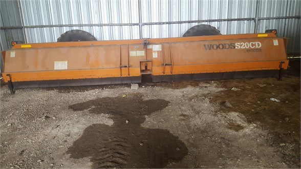 Woods S20CD Flail Mower For Sale