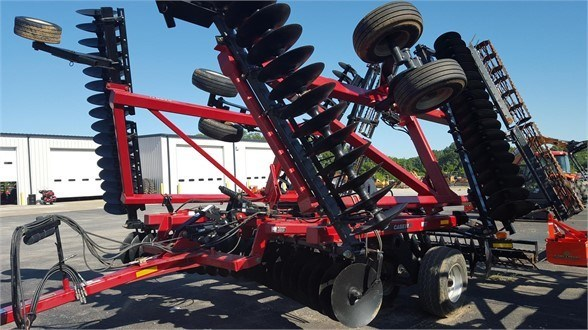 2011 Case IH RMX340 Disk Harrow For Sale