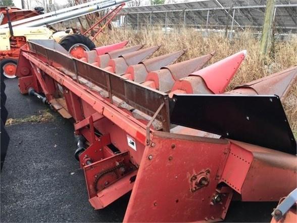 1991 Case IH 1083 Header-Row Crop For Sale