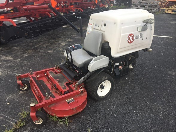 2010 Exmark NAV27KC Zero Turn Mower For Sale