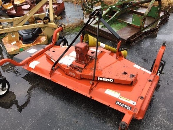 2005 Rhino FM72 Rotary Cutter For Sale