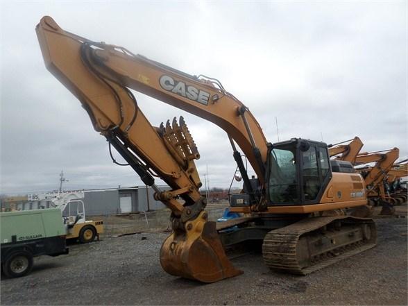 2012 Case CX300C Excavator-Track For Sale