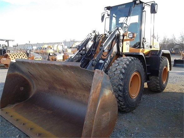 2015 Case 521F XT Wheel Loader For Sale