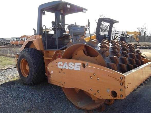 2008 Case SV212 Compactor-Asphalt For Sale