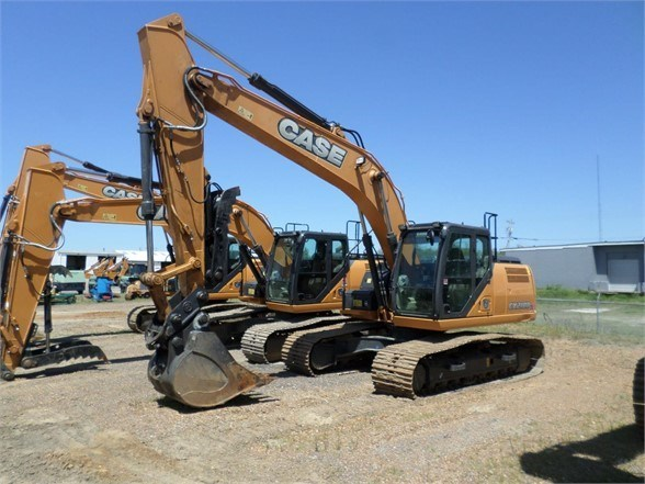2016 Case CX210D Excavator-Track For Sale