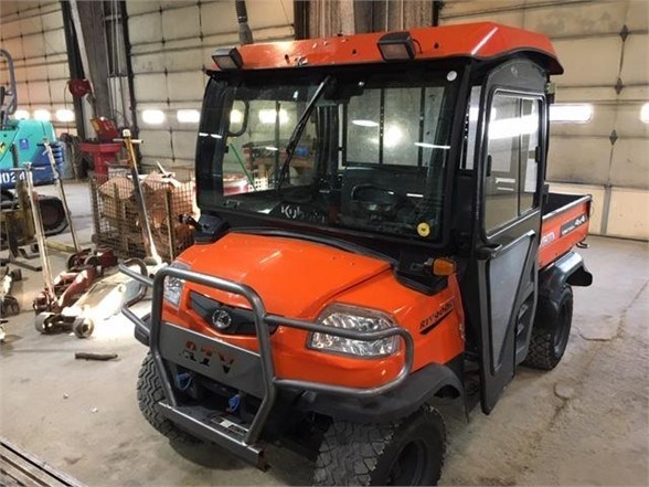 2014 Kubota RTV900XTW Utility Vehicle For Sale