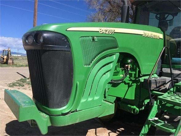 2004 John Deere 8420T Tractor For Sale