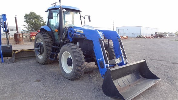 2013 New Holland TS6.140 Tractor For Sale
