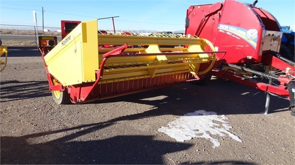 2016 New Holland 488 Windrower-Pull Type For Sale