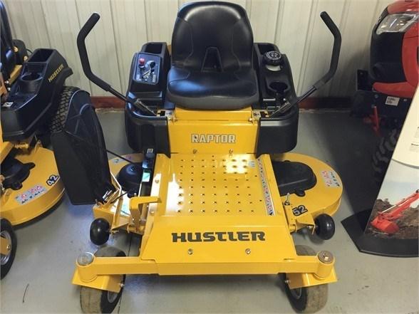 2020 Hustler RAPTOR 52 Zero Turn Mower For Sale