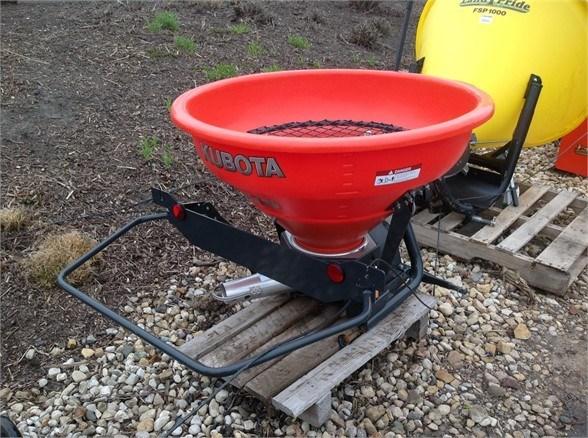 2017 Kubota VS220 Dry Fertilizer-Transport Auger Trailer For Sale