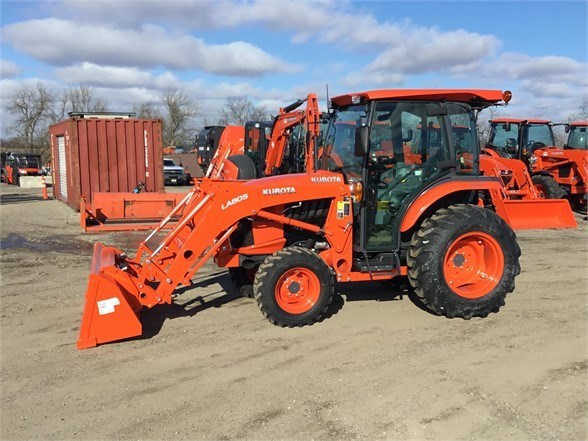 2020 Kubota L3560HSTC Tractor For Sale
