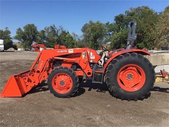 2018 Kubota M7060HD Tractor For Sale