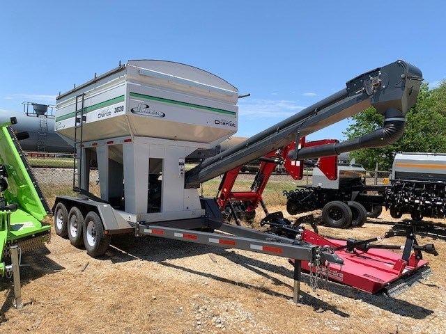 2015 Parker 3620 Seed Tender For Sale