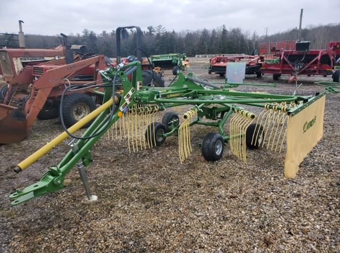 2019 Krone Swadro42T Hay Rake-Rotary For Sale
