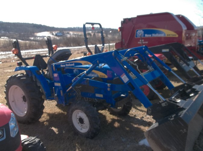 2011 New Holland T1510 Tractor - 4WD For Sale